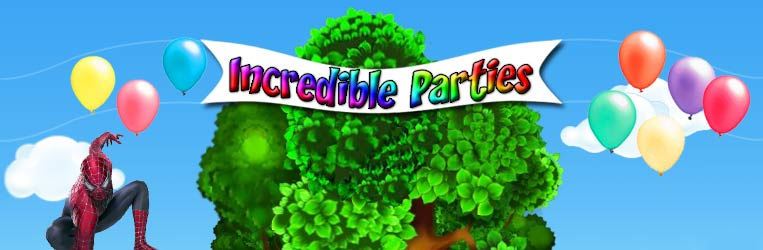 Make Kids Theme Parties, Incredible Parties